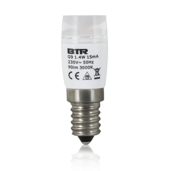 6er Set Dekolampe E14 LED 1,4W 90lm Non Dimmable Energiesparlampe – Bild 2